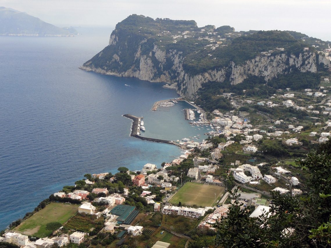 My favorite view of Capri