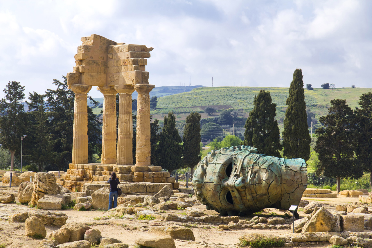 Agrigentos Valley of the Temples