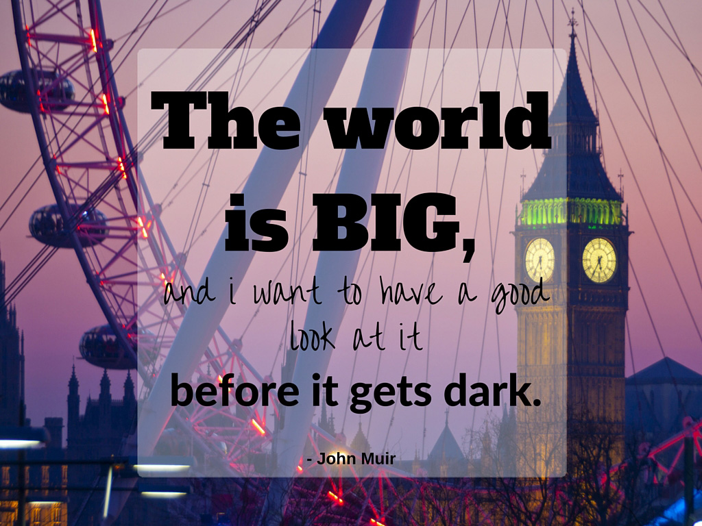 Travel Quote London England